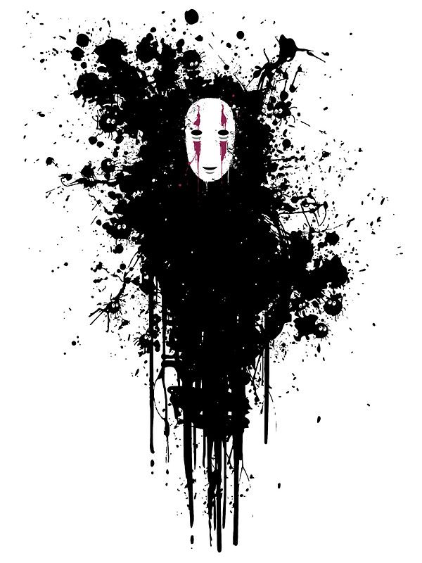 «Ink face» de drsimonbutler                                                                                                                                                                                 Más
