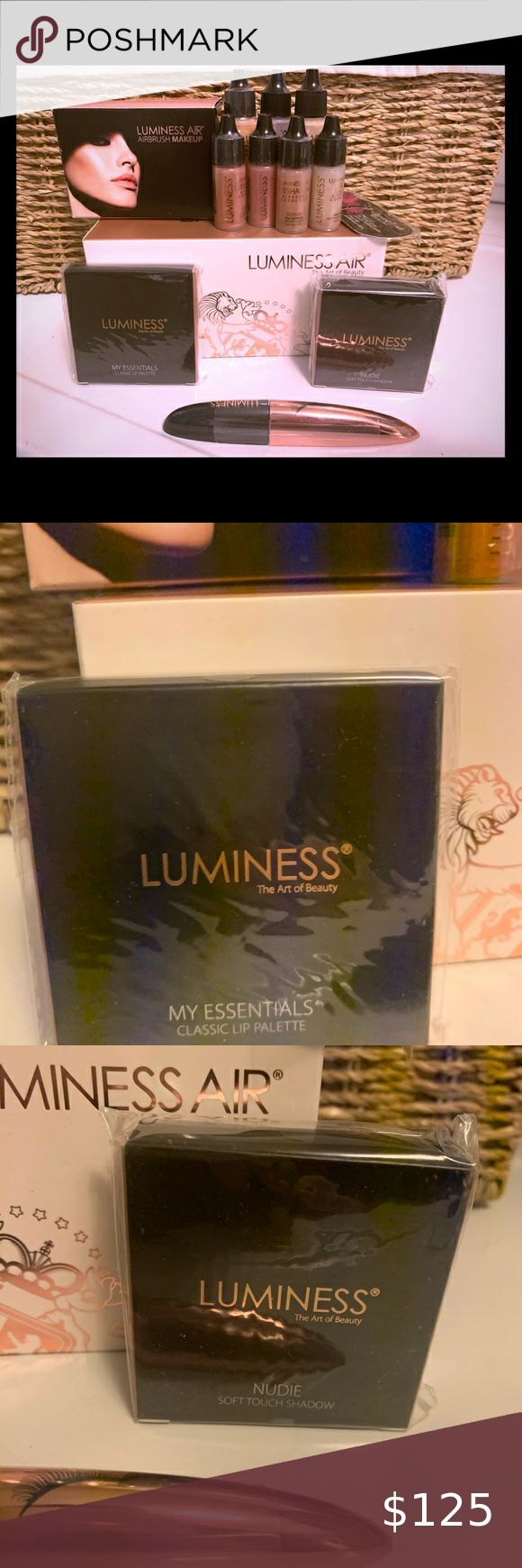 Luminess Air Makeup Kit in 2020 Luminess air makeup