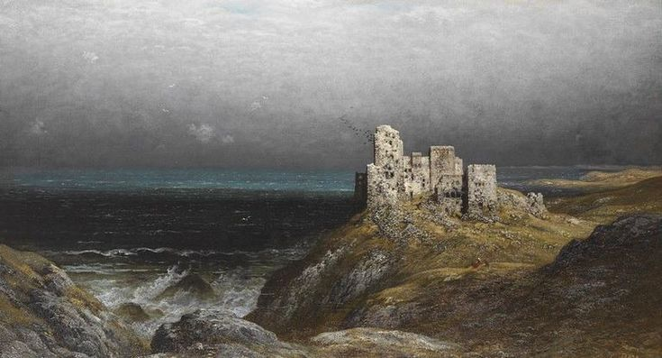Scottish Landscapes by Gustave Dore