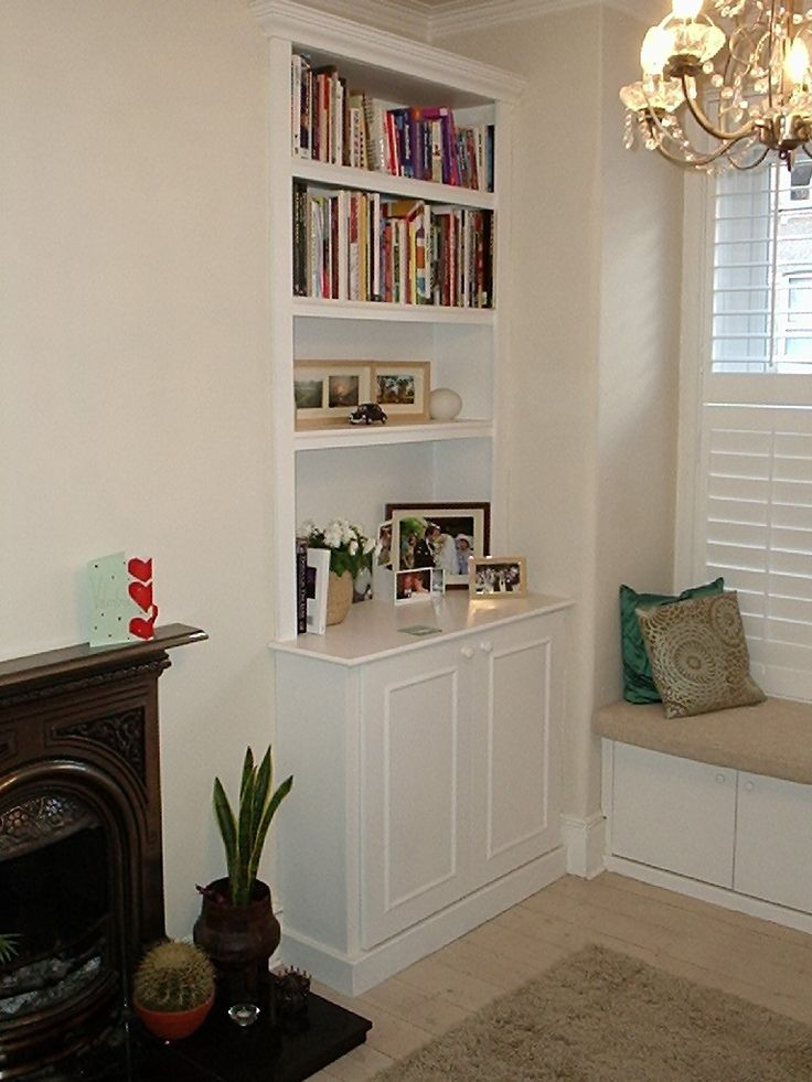 Traditional alcove