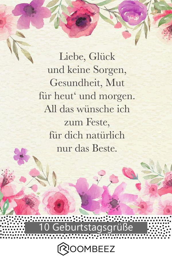 Geburtstagswunsche Text Fur Karte Elegant Geburtstag Karte Text