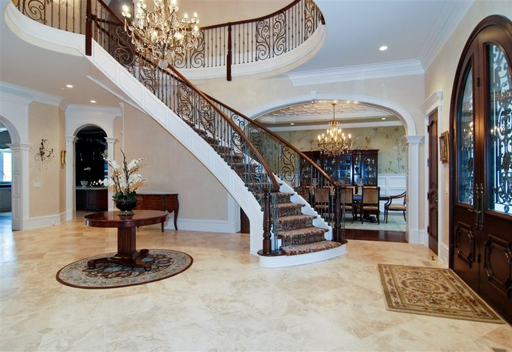 Luxury Mansion Manor With French Inspired Design For Sale