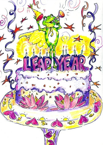 7 best Leap year images on Pinterest Leap year birthday Happy