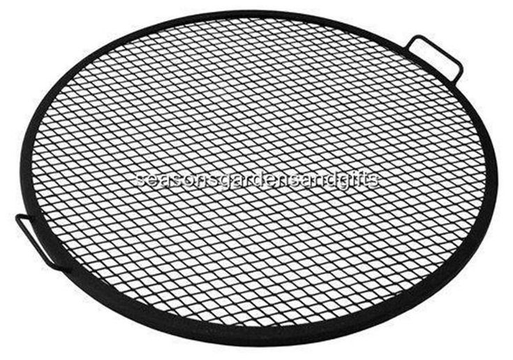 Outdoor Fire Pit Cooking Grill Grate - FREE SHIPPING!