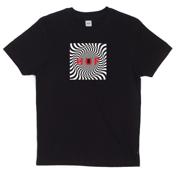 SPITFIRE BOX LOGO TEE // BLACK