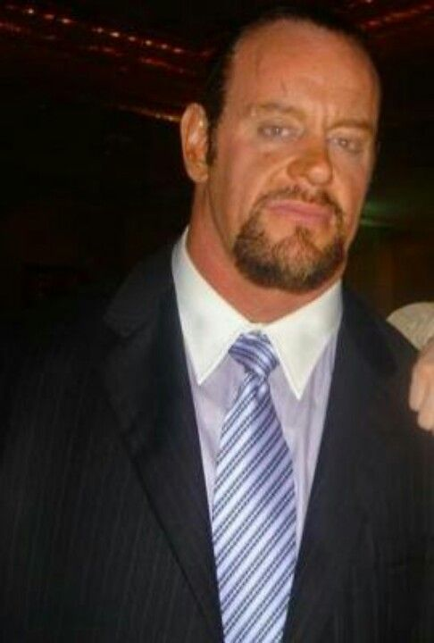 Mark Calaway aka The Undertaker