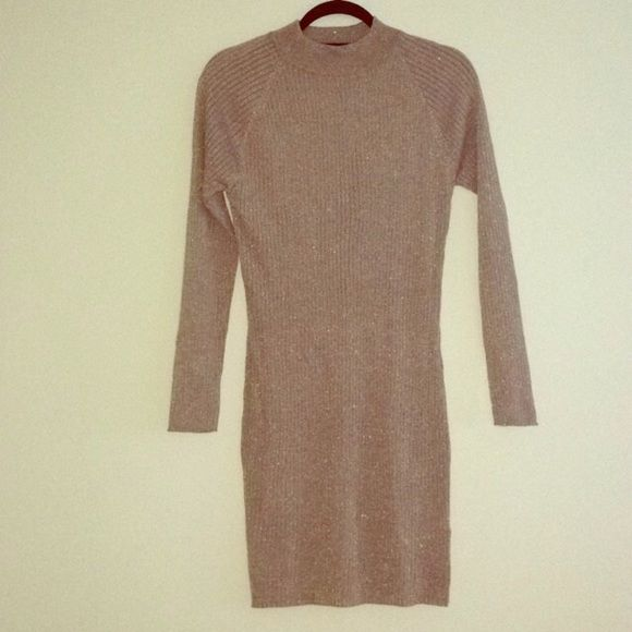 ❄️ Tan shimmered long sleeve bodycon midi dress Size: 8 / Price is firm unless bundled. Front and back are identical.  ---  ️❄️ THIS ITEM IS LOCATED IN BOSTON AND CAN ONLY BE BUNDLED WITH OTHER ITEMS IN BOSTON! ---  * OFFERS VIA PRIVATE FEATURE ONLY. * NO SWAPS * SMOKE/PET-FREE HOME * SHIPS WITHIN 2 BUSINESS DAYS * FOR 10% OFF FOLLOW ME:  📱 CuppaKen 🎥 NeneKennedy 🐣 CuppaKen 🌐 CuppaKen.com 👗 Vinted: SignedKenadee Primark Dresses Midi