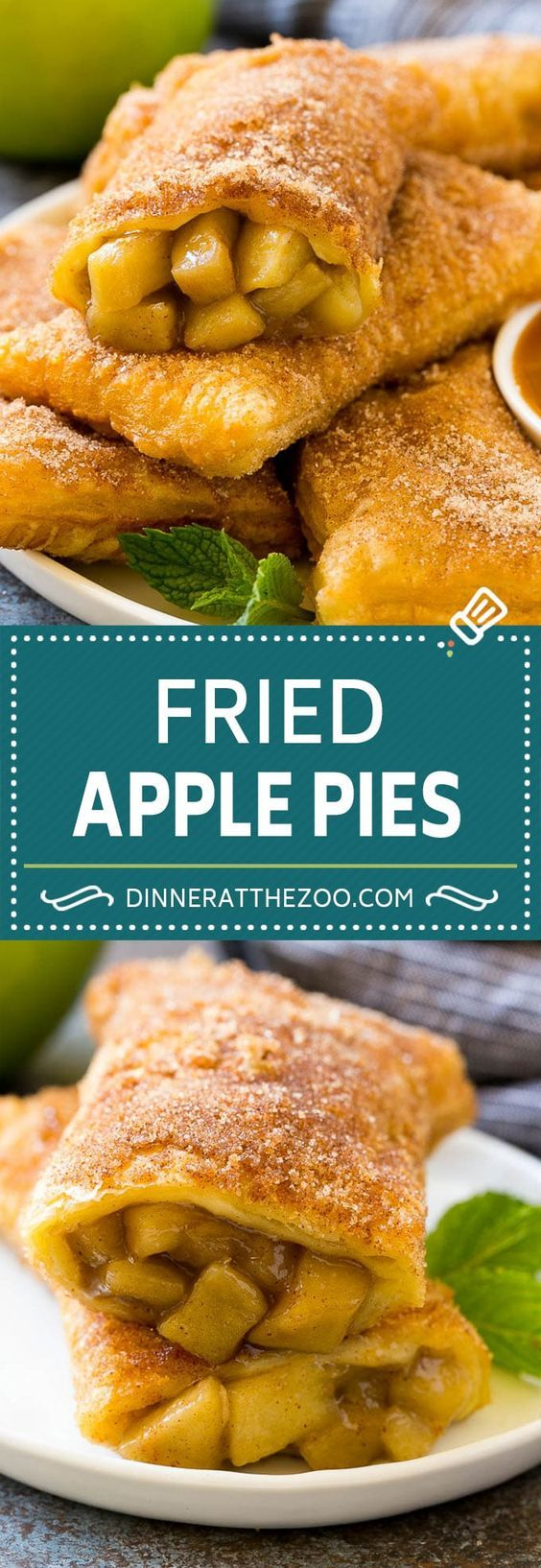Fried Apple Pies Recipe   McDonald's Copycat Recipe   Apple Pie   Apple Hand Pie… – Recipes