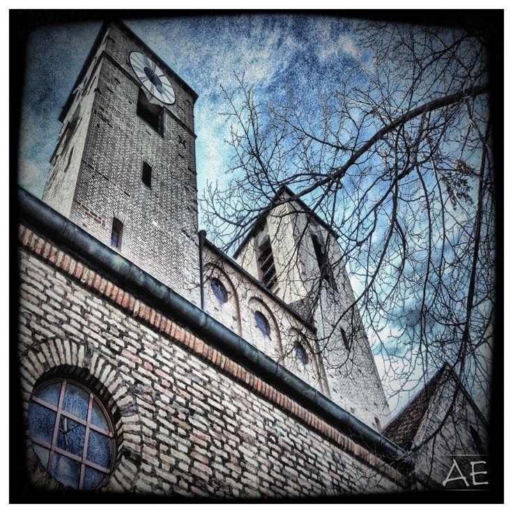 Church by AngelEowyn