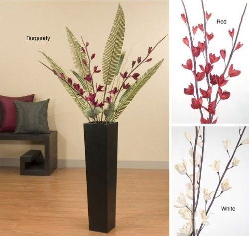 Tall Floor Vases With Branches
