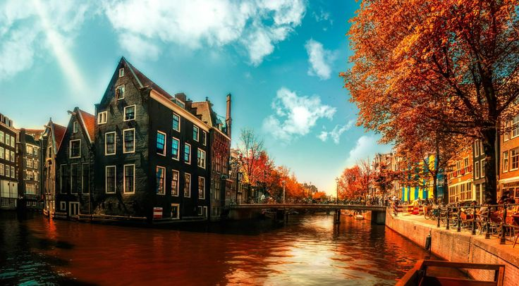 The whole district is designated as a UNESCO World Heritage Site for its unique cultural and historical value, and its property values are among the highest of the country.  You can find great Amsterdam hotel deals starting from 21€