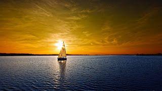 El caballero oscuro: Sailing...