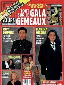 Magazine 7 jours - octobre 1993