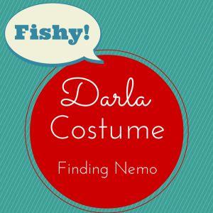 Darla Finding Nemo Costume