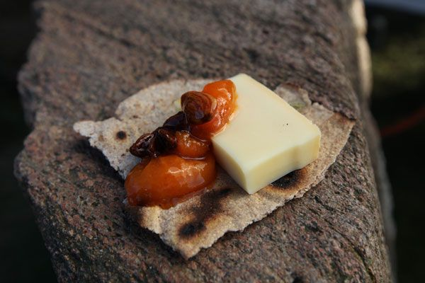 Cheese, Chutney and Hard Bread - Tareq Taylor's Nordic Cookery