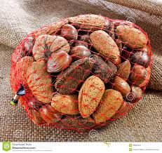 Mixed nuts. We always had these at Christmas