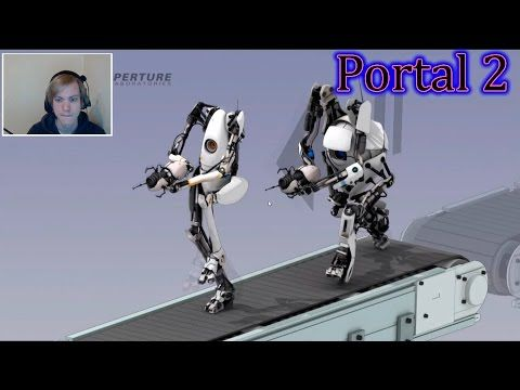 portal 2 - Getting closer to the humans