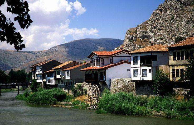 Amasya-Türkiye