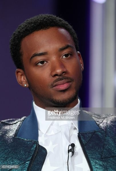 01-14 PASADENA, CA - JANUARY 13: Actor Algee Smith of the miniseries... #bogoby: PASADENA, CA - JANUARY 13: Actor Algee Smith of… #bogoby