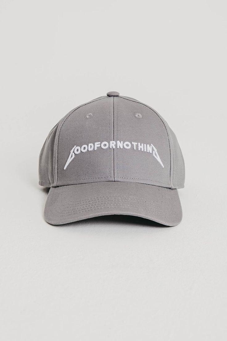 Tour Grey Baseball Cap