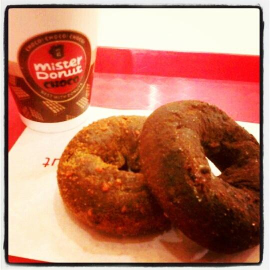 Choco Hot Fudge & Choco Butternut.. :)))