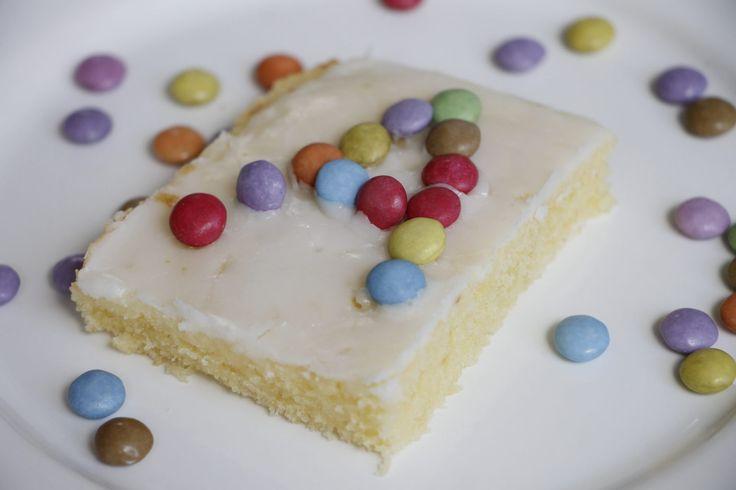 schneller Kuchen zur Einschulung