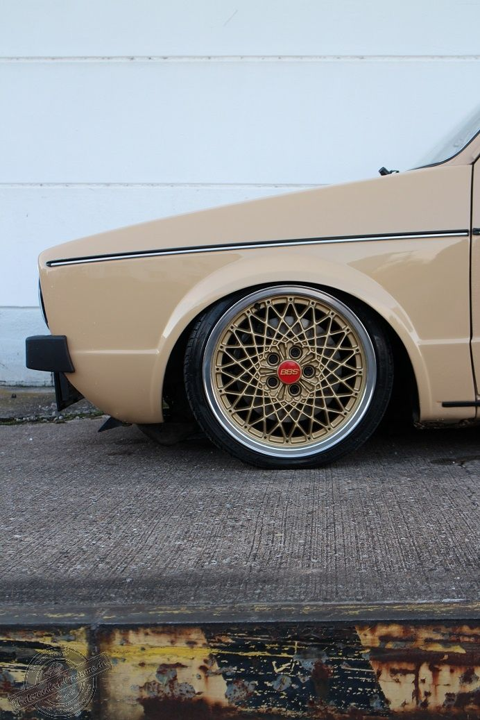 Christian's Golf 1 | Watercooled Customs