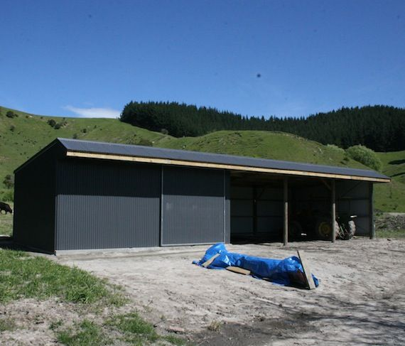 Steel Mazak Company New Zealand: Our Kitset Sheds New Zealand Are Built Using A Flexible