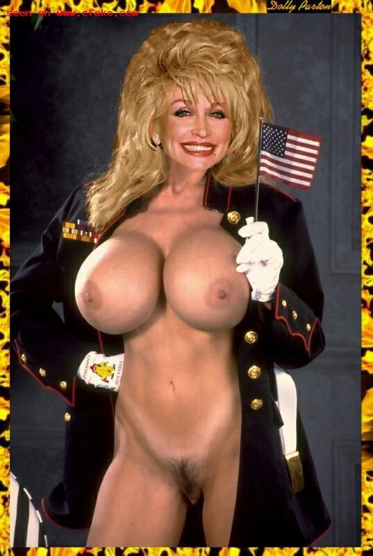 dolly parton nude photod