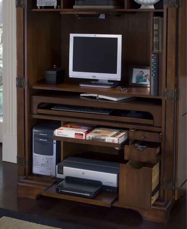 home office furniture computer armoires computer armoire