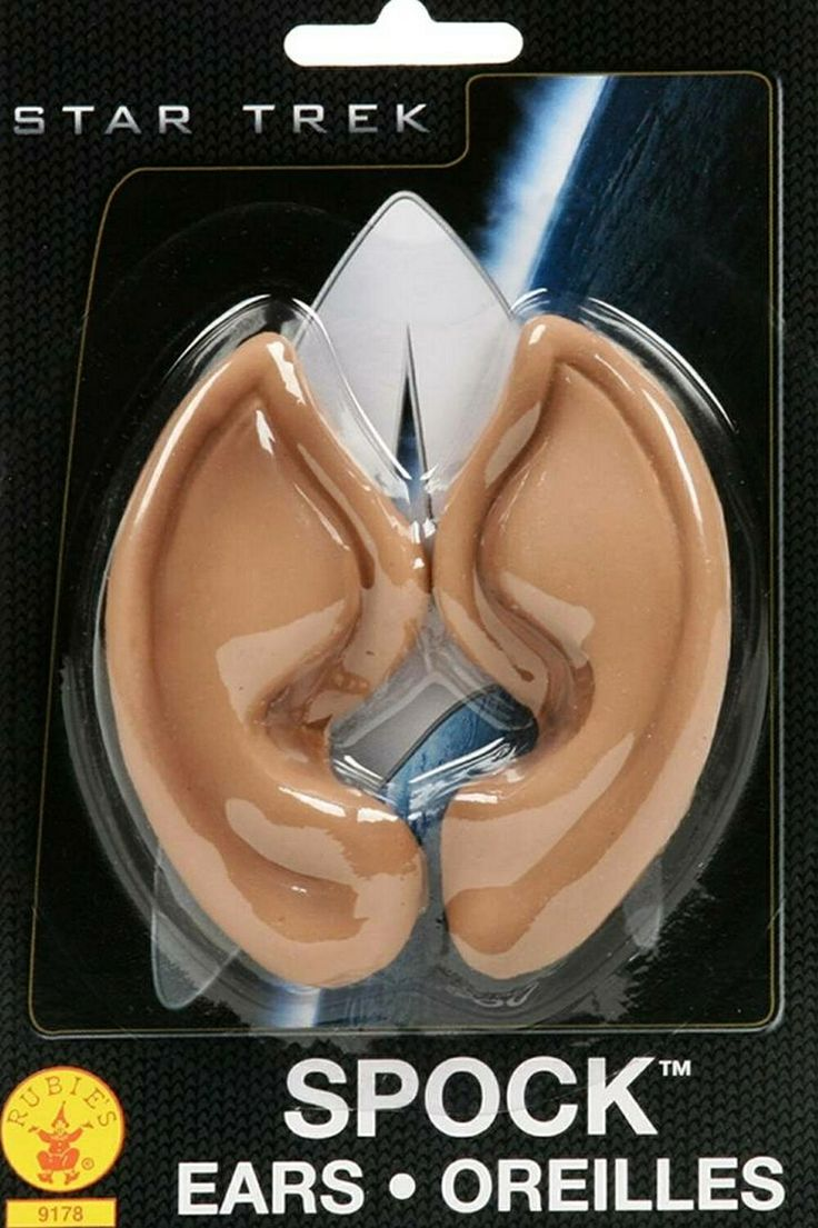 Star Trek Movie 2009 Spock Ears - Costume Accessory