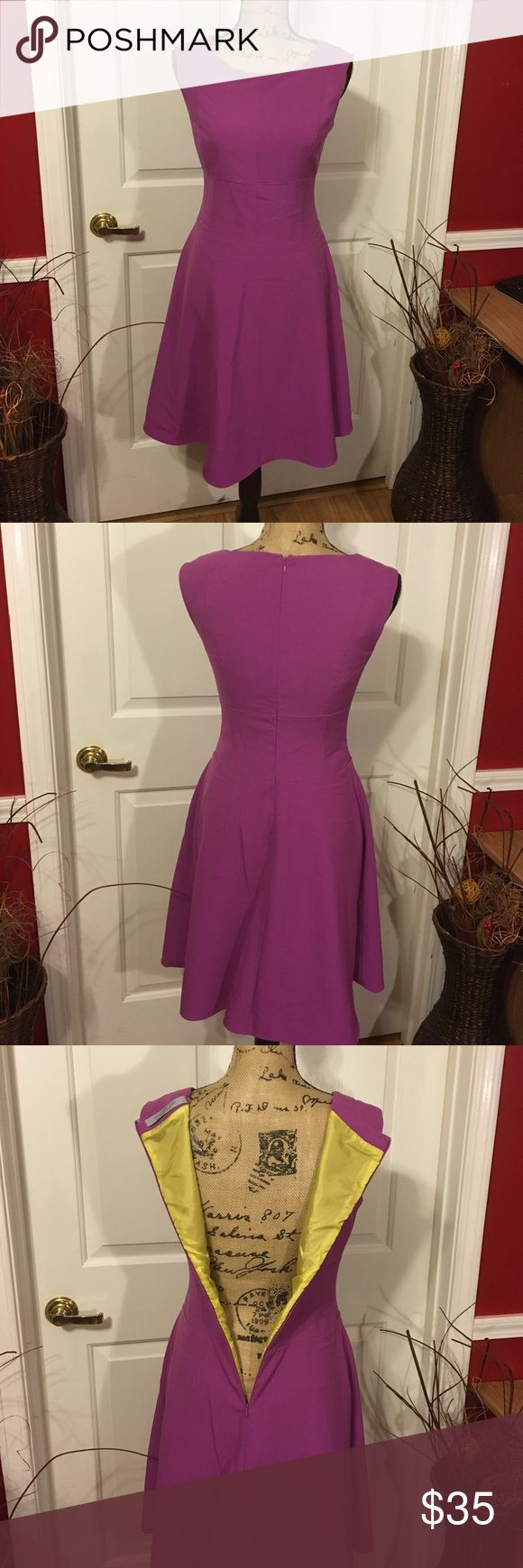 ANDREW MARC. MARC NEW YORK DRESS Beautiful and elegant dress excellent condition Andrew Marc Dresses