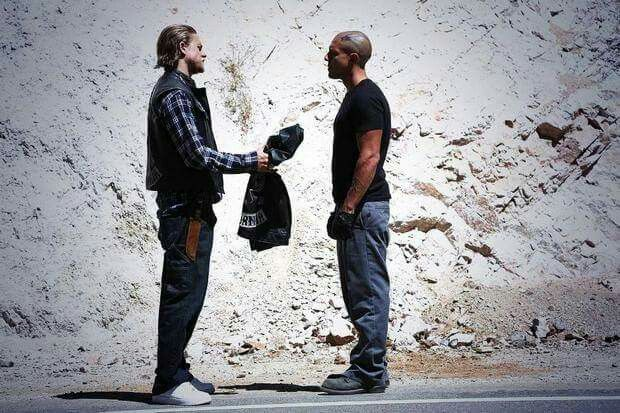Jax & Juice - Sons of Anarchy