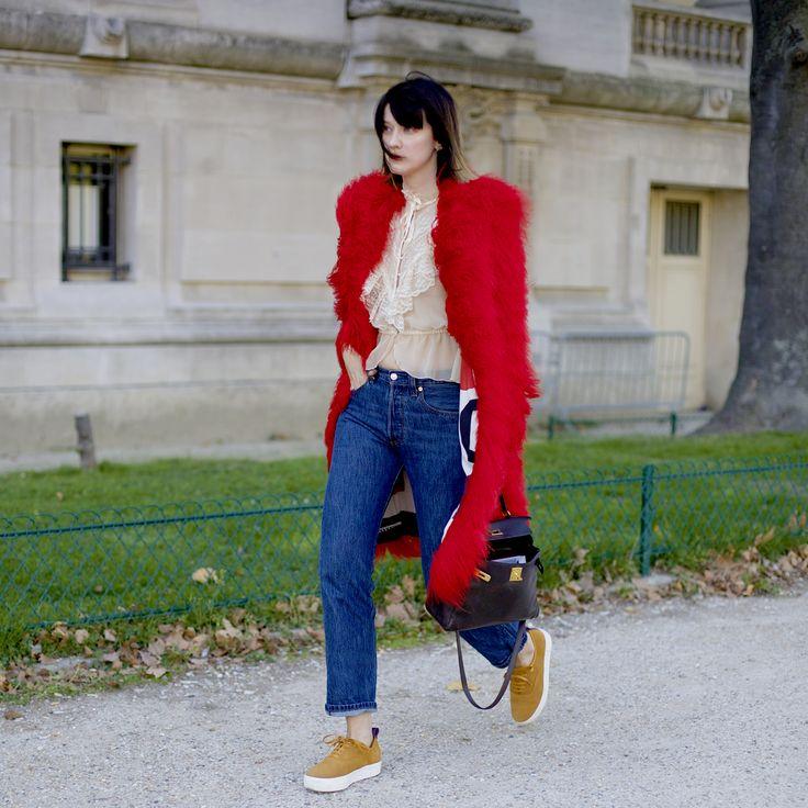 Paris Moda Haftası'nda Levi's® Rüzgarı