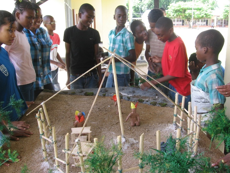 Why The Amazon?: Indigenous Culture Lessons for Surinamese Schoolchildren