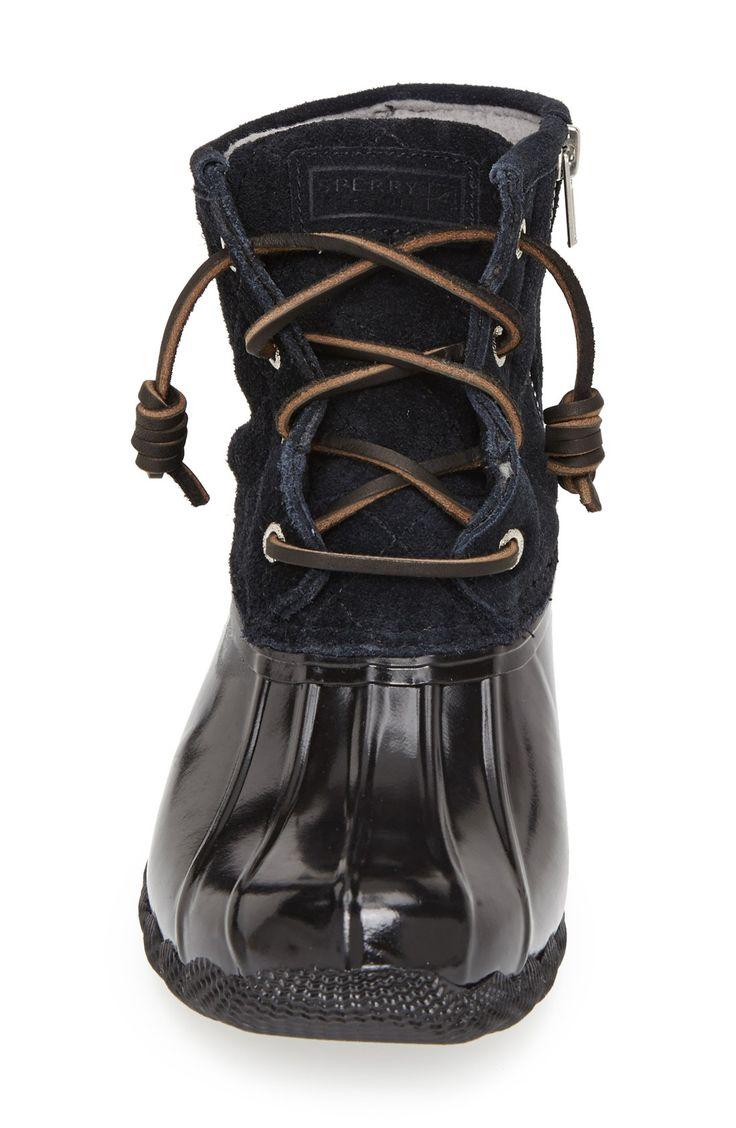 Sperry 'Saltwater' Duck Boot (Women) (Regular Retail Price: $119.95)