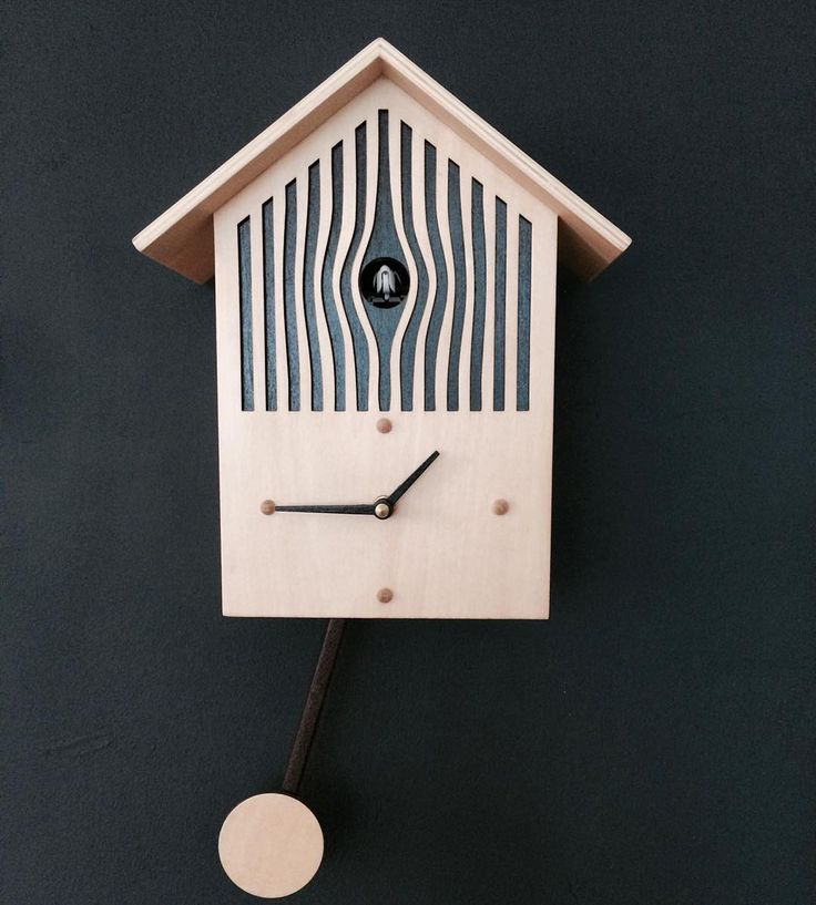 #koekoeksklok #hout #scandinaviadesign #hamburgdesign #home #favoriteitem