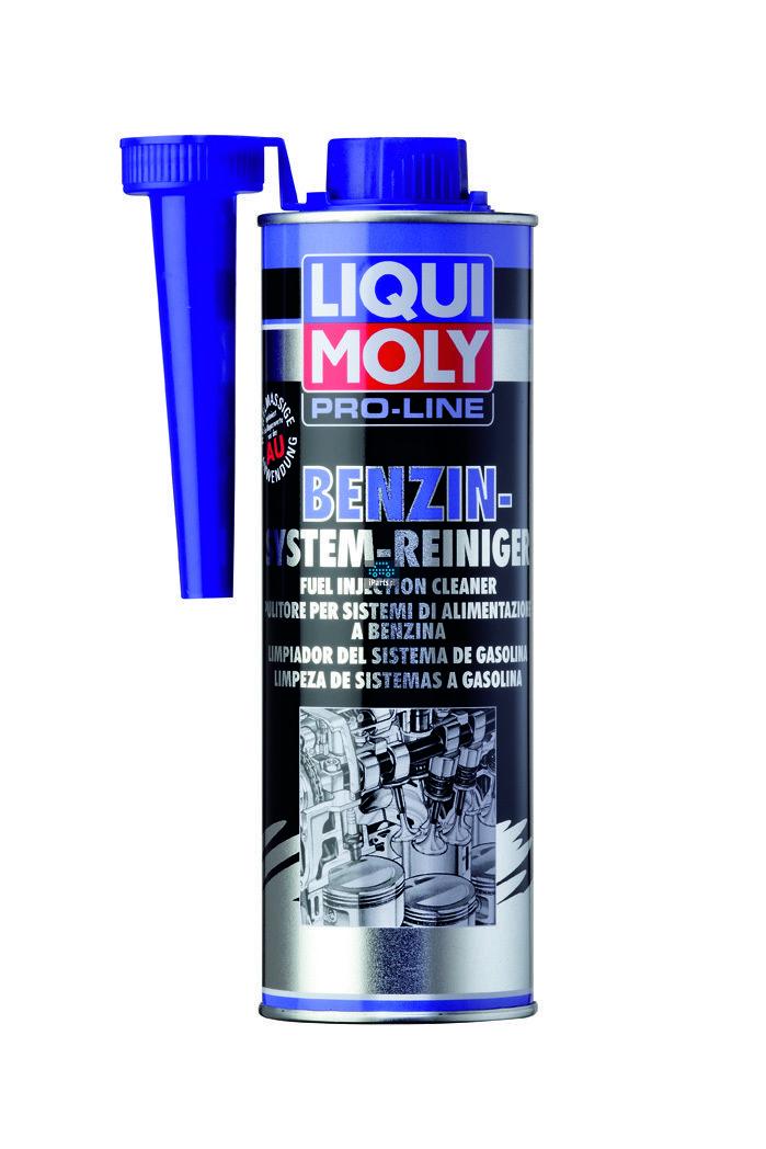 Dodatek do benzyny LIQUI MOLY Pro-Line Benzin-System-Reiniger 500 ml LIQUI MOLY 5153 - Sklep iParts.pl