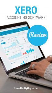 This is a review of Xero Accounting Software. Perfect for non-profits and small businesses #nonprofit #homebusinessbookkeepingsoftware,