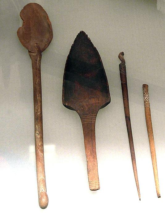 egyptian spoon