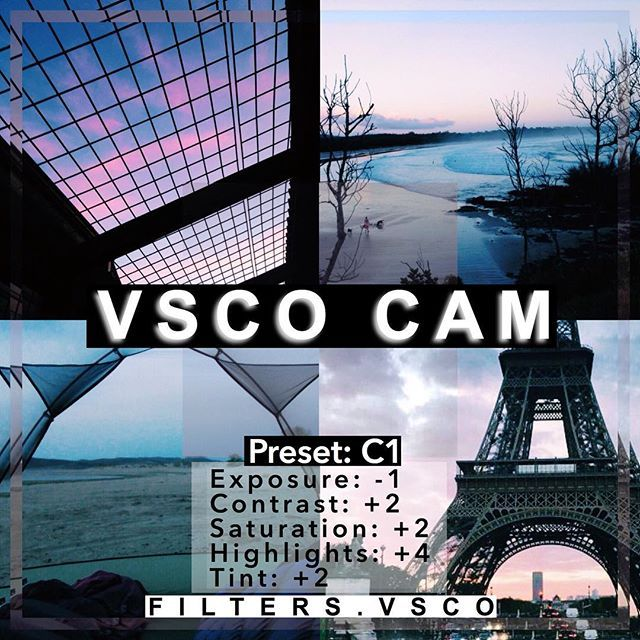 Instagram media by filters.vsco - Filter that's good for sky pics and landscapes, especially ones with pinks, purples, and blues in them. It makes pictures brighter and more vibrant. It also makes the colours really pop.