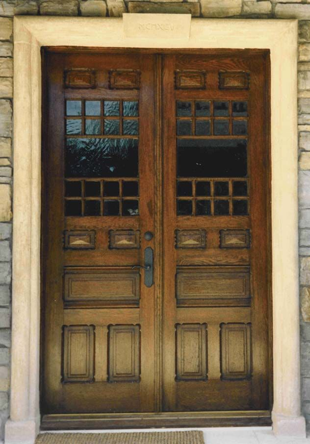Extraordinary doors handcrafted custom entry doors for Front interior doors