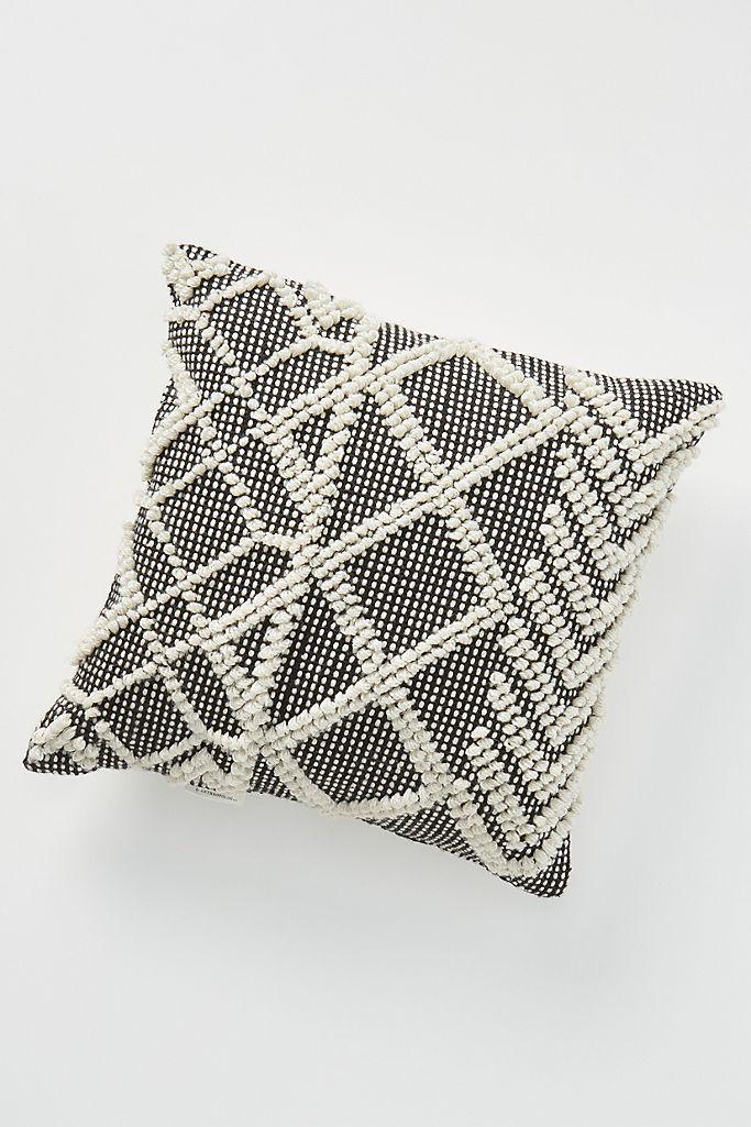 Bianca Indoor Outdoor Pillow Indoor Outdoor Pillows Outdoor Pillows Boho Pillows