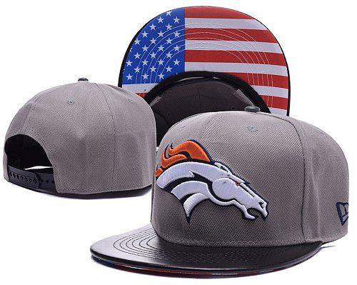 NFL Denver Broncos Stitched Snapback Hats 017