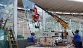 Torneos S.A. se hizo cargo de los daños en el Kempes Tag...  Torneos S.A. se hizo cargo de los daños en el Kempes  Tag Duro:  Fútbol  Los incidentes causados por los hinchas de Rosario Central en el Kempes tras la polémica final perdida ante Boca por Copa Argentina dejaron un saldo de 50 butacas rotas y 13 paños dañados.  El costo de reparación fue de $469.895 y lo pagó Torneos S.A. la empresa organizadora del campeonato.  Los trabajos comenzaron en la mañana de este jueves y se repondrán 50…