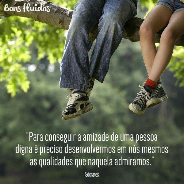 A amizade... é uma amor que jamais morrerá.!...