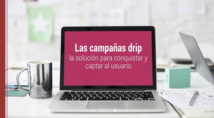 En el mundo del marketing digital, los tradicionales emails formales e impersonales han quedado atrás para dejar paso a las campañas drip ¡Conoce más!