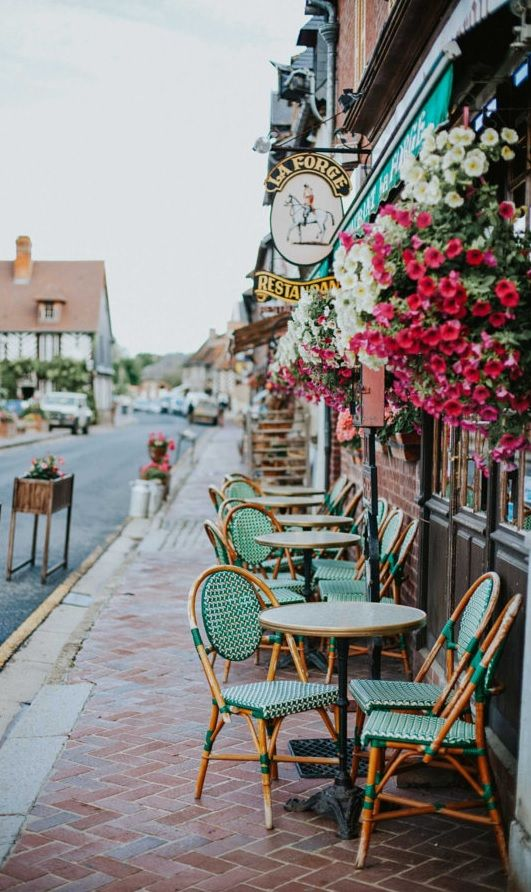Beuvron-en-Auge ~ Normandy