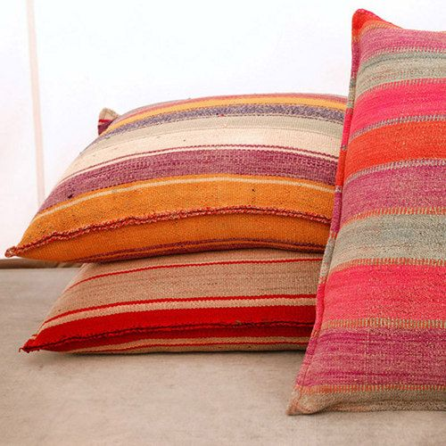 Design Sponge Throw Pillows : Bolivian Pillows from El Cosmico #textile Products on Design*Sponge Pinterest Textiles ...