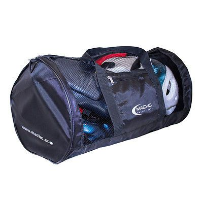 Other Combat Sport Clothing 73988: Mesh Duffle Bag Karate Taekwondo Equipment Supplies Training Gear Bag Tkd BUY IT NOW ONLY: $34.95